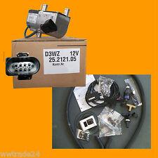 Eberspächer VW T4 Zuheizer D3WZ 25212105 mit Aufrüstsatz + Miniuhr Aufrüstkit