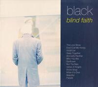 BLACK Blind Faith (2015) UK 13-track CD digipak NEW / SEALED Colin Verncombe