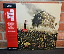 SHAUN OF THE DEAD - Soundtrack, Limited 180 Gram TRANS RED VINYL LP New & Sealed