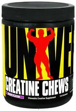 Universal Nutrition Creapure CREATINE CHEWS Grape Flavor - 144 ct BUILD MUSCLE