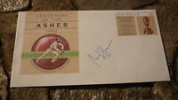 WEST INDIES CRICKET GREAT CARL HOOPER HAND SIGNED CRICKET COVER