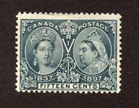 Canada - Unitrade# 58 MH (rem)    -       Lot 0420507