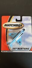 Matchbox Skybusters Navy F-4  New In Blister Pack