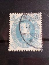 DANEMARK, 1930, timbre 203, ROI CHRISTIAN X, oblitéré