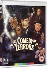 THE COMEDY OF TERRORS - ARROW BLU RAY + DVD NEW SEALED - UK RELEASE - REGION B