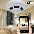 Wi-Fi Hidden Surveillance Camera HD Spy Smoke Detector Security Video Recorder