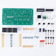 Diy Kit Module At89C2051 6 Led Digital Clock Composants Électroniques Pièces HG