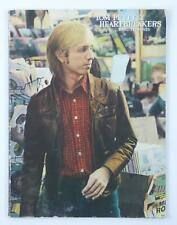 Tom Petty and The Heartbreakers Hard Promises 1981 Sheet Music Book Vintage