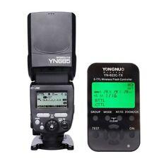 Yongnuo YN685 Wireless TTL Flash Speedlite + YN622N-TX Transmitter for Nikon Cam
