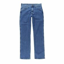 Wrangler Durable Jeans Regular Stretch Mens W40l W40x34l