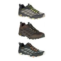 New Authentic Merrell Moab FST Men's Medium Vibram Hiking Trail Shoes All Sizes