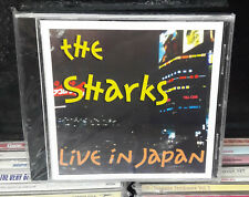 """THE SHARKS  """"Live In Japan""""  -  CD"""