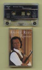 K7 Audio André Rieu - Romantique - Philips - 1998