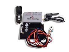 Dump Trailer Wireless Remote Control System 12 volt Hydraulic Lift Winch Tilt