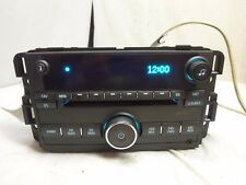06 07 Buick Lucerne Radio CD Player Factory OEM Aux Input 15871700 JC9771