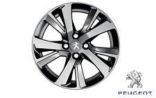 Genuine Peugeot 2008 Alloy Wheel Rim - Eridan 17inch Brilliant - 96 783 982 XY
