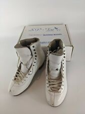SP-Teri woman's skates, boots only size 7AA. A ankle, B ball of foot moldable