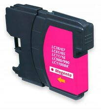 1x MAGENTA Compatible Ink for BROTHER MFC J615W 790CW 795CW 990CW 5490CN 5890CN