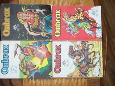 OMBRAX No 67 69 70 et 78 < LOT DE 4 No  1971/1972