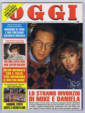 OGGI N. 51, 1984 – Fred Buongusto,Silvana Pampanini,Carla Fracci,Barbara Bouchet