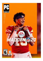 Madden NFL 20 Region Free PC KEY (Origin)