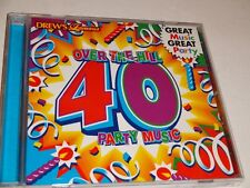 CDH Drew's Famous: Over the Hill 40 Party Music [15 Pop Songs] (2009 TUTM)