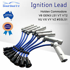 Ignition Leads Spark Plug Holden Commodore V8 VT VU VX VY VZ GEN3 5.7L LS1