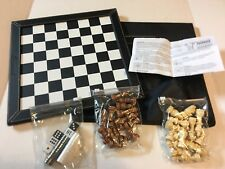 Carnival Cruise Chess, Checkers, and Backgammon Travel Game