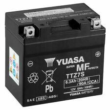 Yuasa Ttz7s Batterie Moto 12V 6,3 Ah