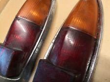 Riley Elf Wolseley Hornet Mini Feu Arrière Lentille Joints