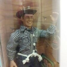 NIB Beverly Hillbillies TV Show Jethro Bodine Action Figure Doll Limited Ed 1997