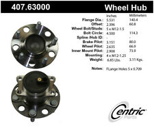 Wheel Bearing and Hub Assembly fits 2007-2017 Jeep Compass,Patriot  CENTRIC PART