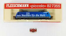 "FLEISCHMANN N 82 7355 - E-LOK BR 101 DB AG ""DIN"" - OVP - TOP!"