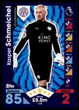 Match Attax 2016-2017 Kasper Schmeichel Leicester Stadt Karte Nr. 128