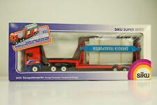 SIKU 3425 Garagentransporter LKW 1:55 Metall Neuwertig OVP DAF Super Serie