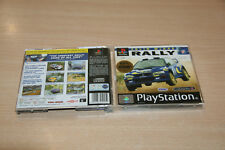 Colin McRae Rally PS1 PSX USK 0