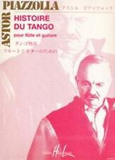 Histoire Du Tango (flute/guitar); Piazolla, Astor, Flute ensemble - HX24810