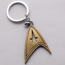 Star Trek Shield Metal Keychain Pendant Key Chain Key Ring Key Chain Xmas Gift