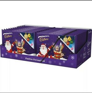 12 x 89g Cadbury selection box pack Cadburys present gift chocolate christmas