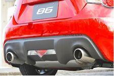 TOYOTA OEM Muffler Cutter Exhaust Tips 86 GT86 ZN6