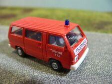1/87 Rietze MITSUBISHI l300 Vigili del Fuoco Emergenza 112 bus #17