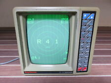 "Raymarine Raytheon R41 M88337 Boat Marine Raster Scan 10"" CRT Radar Display"