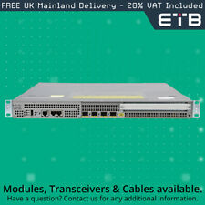 Cisco ASR1001 Router with Advanced IP Services, IP Sec, & Throughput License