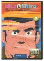 MILA & SHIRO DUE CUORI NELLA PALLAVOLO n. 7 DVD ITA PAL Abbinamento Editoriale