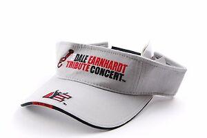 NASCAR Chase Authentics Dale Earnhardt #88 Tribute Concert Sun Visor