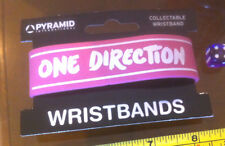 Pink 1D One Direction Wrist Band Claire's Claires Accessories Official £3.50 RRP