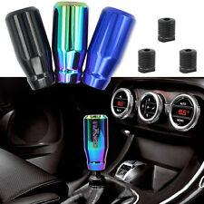 Auto Car Gear Shift Head Lever Shift Lever Knob Manual Trans Shifts Handle Blue