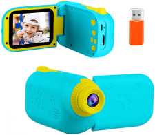 Kids Video Camera Digital Cameras Camcorder Birthday Gifts for Boys and...