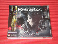 2015 KAMELOT HAVEN  with bonus track  JAPAN CD