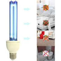 E27 UV Sterilizer Bulb No Ozone Disinfection Light 254nm UVC Germicidal Lamp 25W